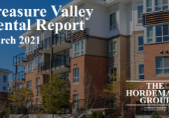 Rental property information for the Treasure Valley, Idaho.